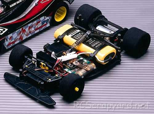 Academy SP3 Lance Chassis