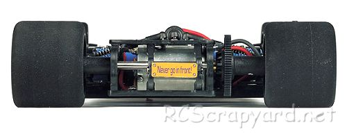 Academy SP3-X Chassis