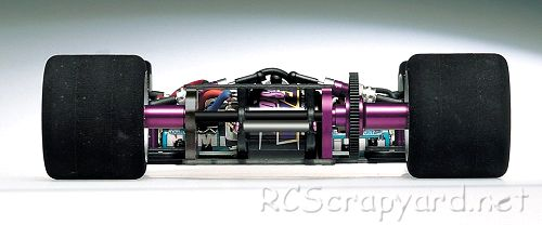 Academy SP3-X Pro Chassis
