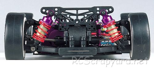 Academy STR-4 Pro Chassis