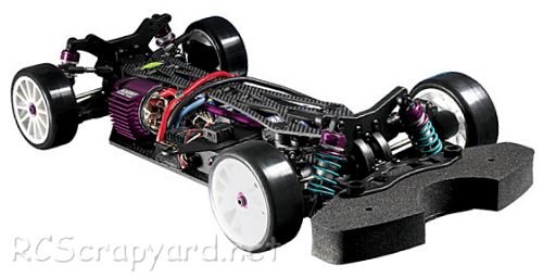 Academy STR-4 Pro II Chassis
