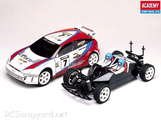 Academy STR-4 Rally F