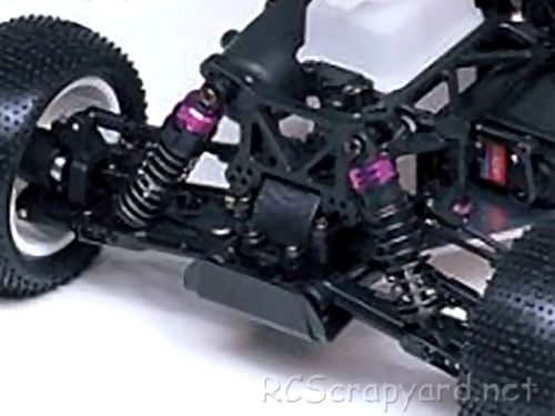 Academy Velox-XB Chassis