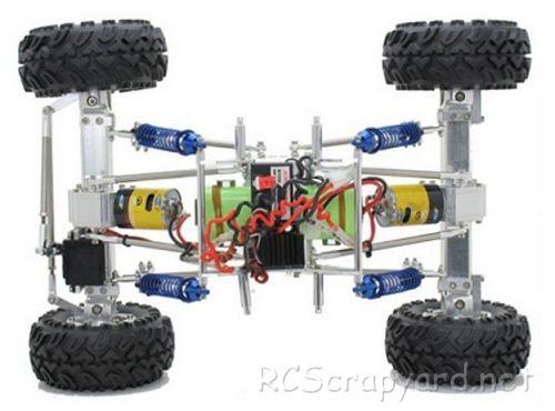Acme Crawler Chassis