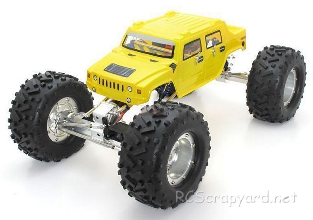 Acme Super Crawler - 1:8 Electric Rock Crawler
