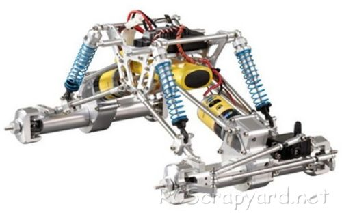 Acme Super Crawler Chassis