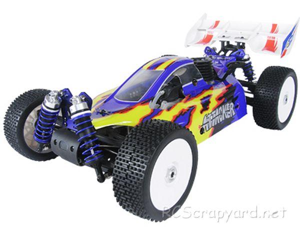 Acme Racing Attacker