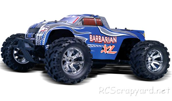 Acme Racing Barbarian EXL