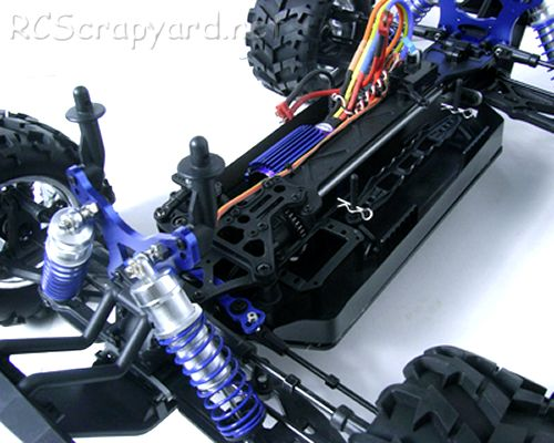 Acme Racing Barbarian EXL Chassis