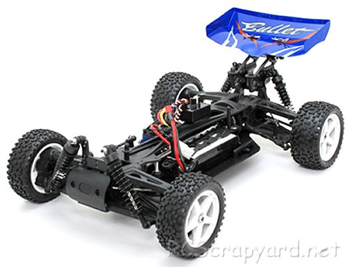 Acme Racing Bullet Chassis