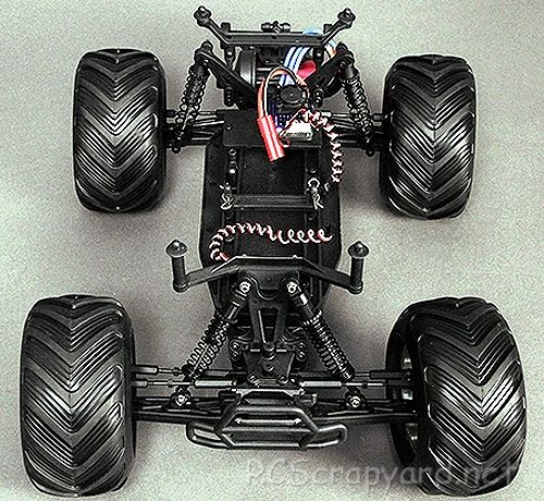 Acme Racing Circuit Thrash Chassis