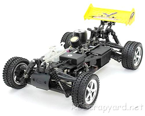 Acme Racing Condor Chassis