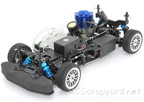 Acme Racing Cyclone Pro Chassis