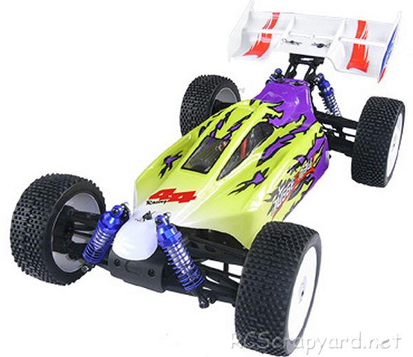 Acme Racing Juggernaut