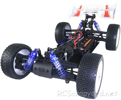Acme Racing Juggernaut Chassis