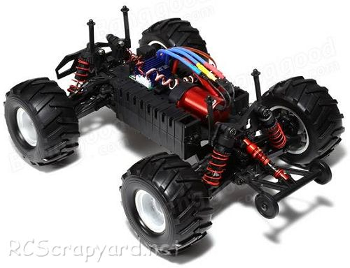 Acme Racing Mini Carnage Chassis