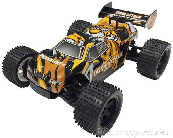 Acme Racing Mini Tiger Attack