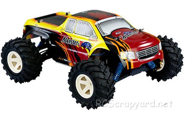 Acme Racing Monster-T