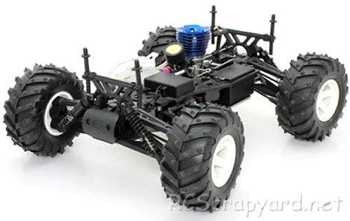 Acme Racing Monster-T Chassis