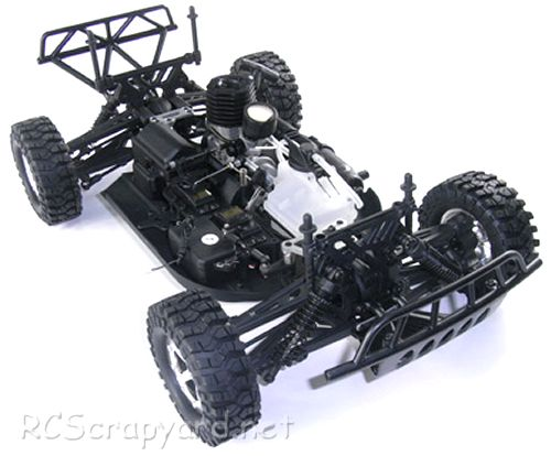Acme Racing Trooper GP Chassis