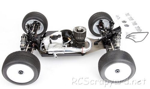 Agama A215T Chassis