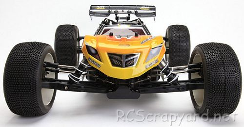 Agama A8T Evo Chassis