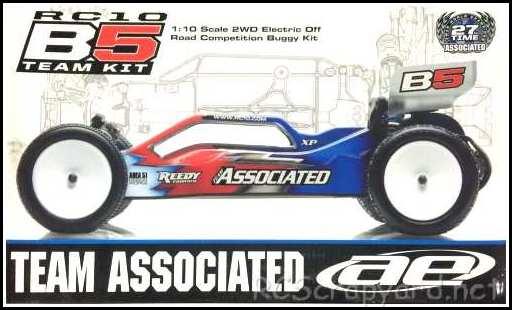 Team Associated Rc10b4.1 Buggy 1//10 Scale Bearing set Ball Bearings