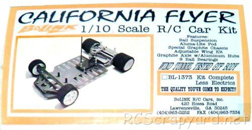 Bolink California Flyer Chassis