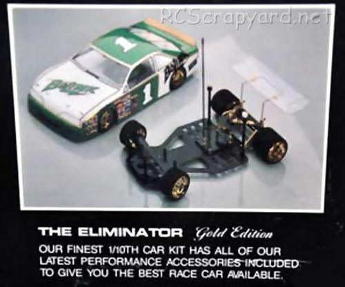 Bolink Eliminator 10 Gold Edition Chassis