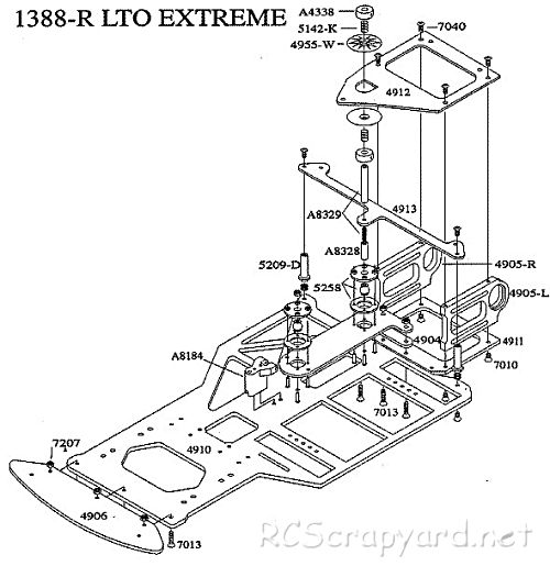 Bolink LTO Extreme Chassis