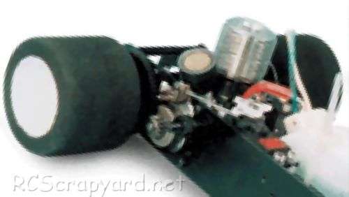 Bolink Nitro Legends Chassis
