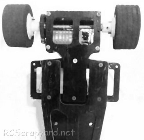 Bolink Round Tracker II Chassis