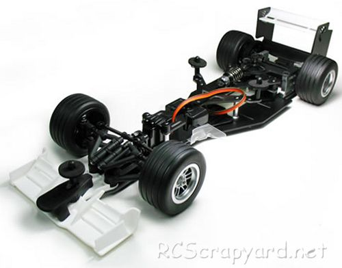 Carisma F14 Evo Chassis