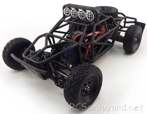 Carisma GT10DT Chassis