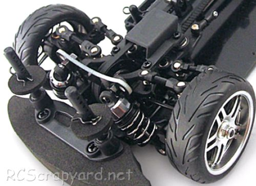 Carisma GT14 Mk3 Chassis