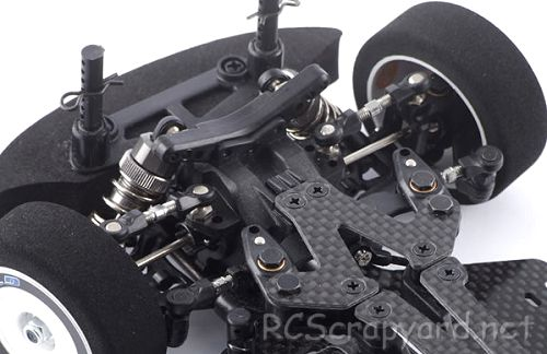 Carisma GT14 Pro Chassis