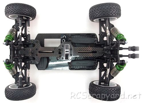 Carisma GT14B Pro Chassis