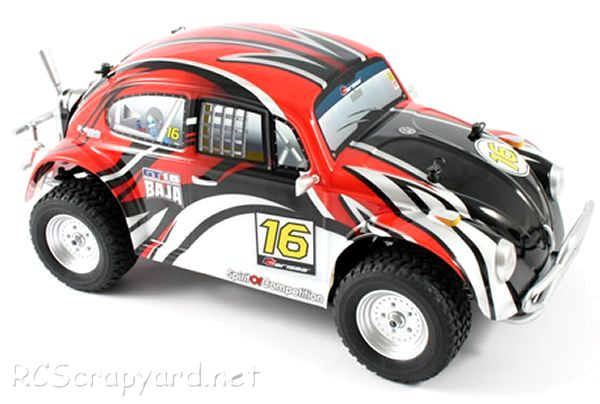 Carisma GT16 Baja Beetle