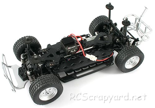 Carisma GT16 Baja Beetle Chassis