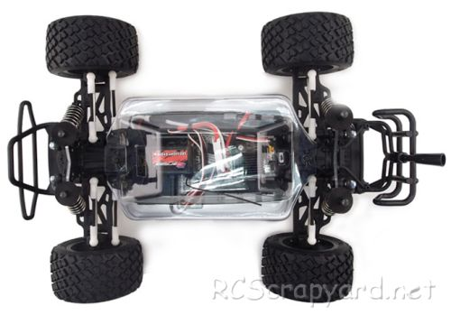 Carisma GT16MT Chassis