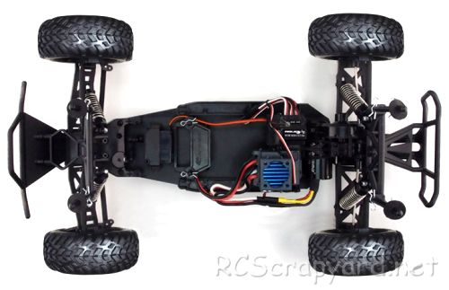 Carisma M10DB Chassis
