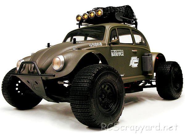 Carisma M10DT Military Beetle