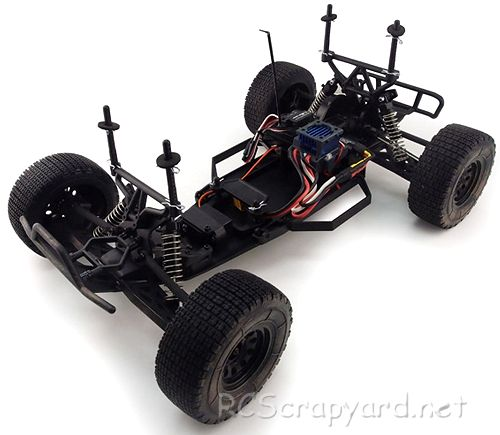 Carisma M10DT Chassis