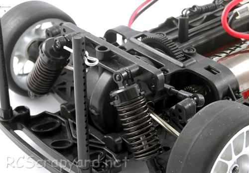 Carisma M40S Chassis