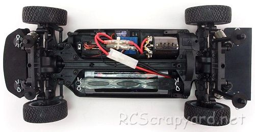 Carisma M40S Volkswagen Golf 24 Chassis