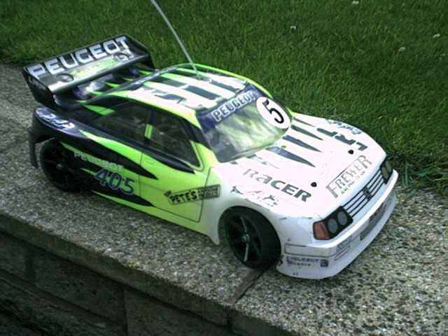 Schumacher Cat 2000
