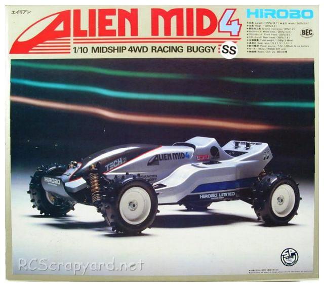 Hirobo Alien Mid4