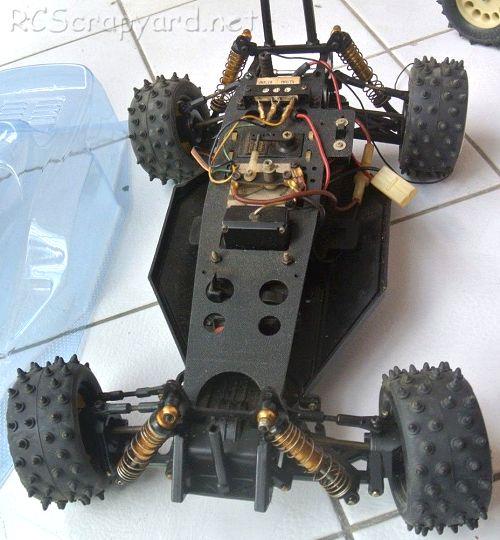 Hirobo Alien Mid4 Chassis