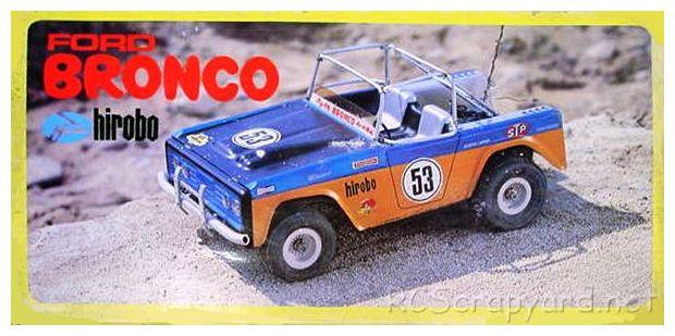 Hirobo Ford Bronco