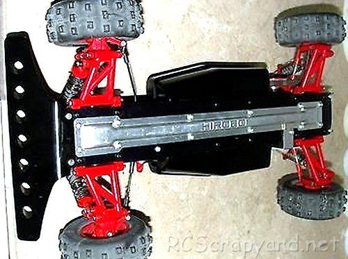 Hirobo Lancia Rally - 44B Chassis